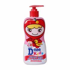 Sữa tắm gội toàn thân trẻ em Thái Lan Dnee kids (400ml) – Cho bé trên 3 tuổi