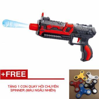 Súng bắn đạn xốp, đạn nước - Tặng con quay Spinner