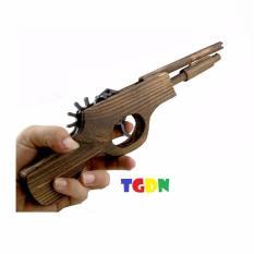 Súng bắn thun đồ chơi cao cấp mẫu 2