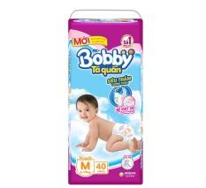 Tã quần Bobby M40.