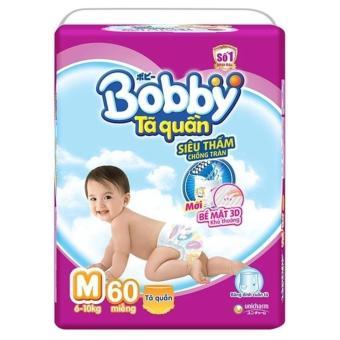 Tã quần Bobby M60
