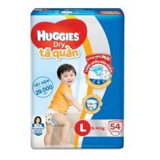 Tã quần Huggies Big Jumbo L54
