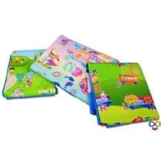 Thảm xốp 2 mặt cao cấp an toàn cho bé (200x180x0.5 cm)