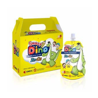 Thực phẩm bảo vệ sức khỏe Smart Dino (hộp 10 gói)