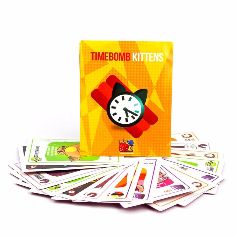 Cập Nhật Giá Timebomb Kittens – Mèo Nổ Bản Mở Rộng #4