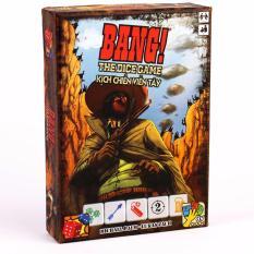 Trò chơi Boardgame Bang! The Dice Game Việt Hóa