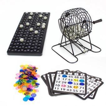 Trò chơi lồng quay lô tô bingo game
