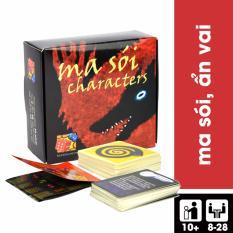 Trò chơi Ma Sói Characters Việt Hoá