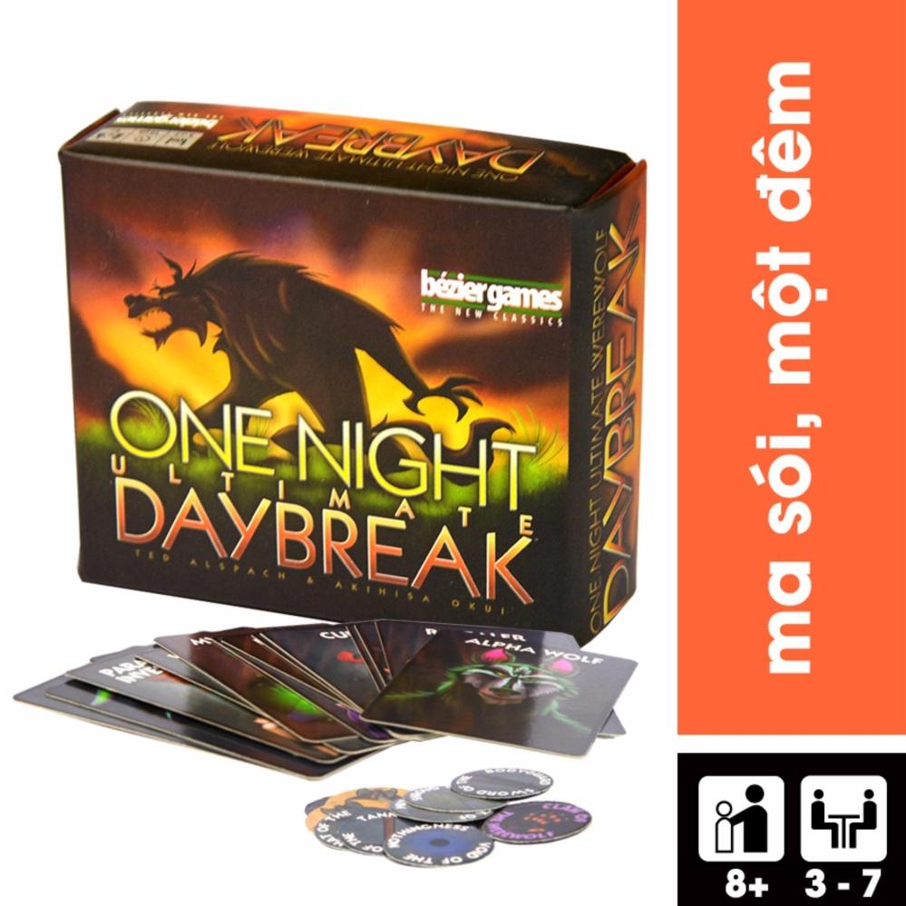Trò chơi Ma Sói One Night DayBreak