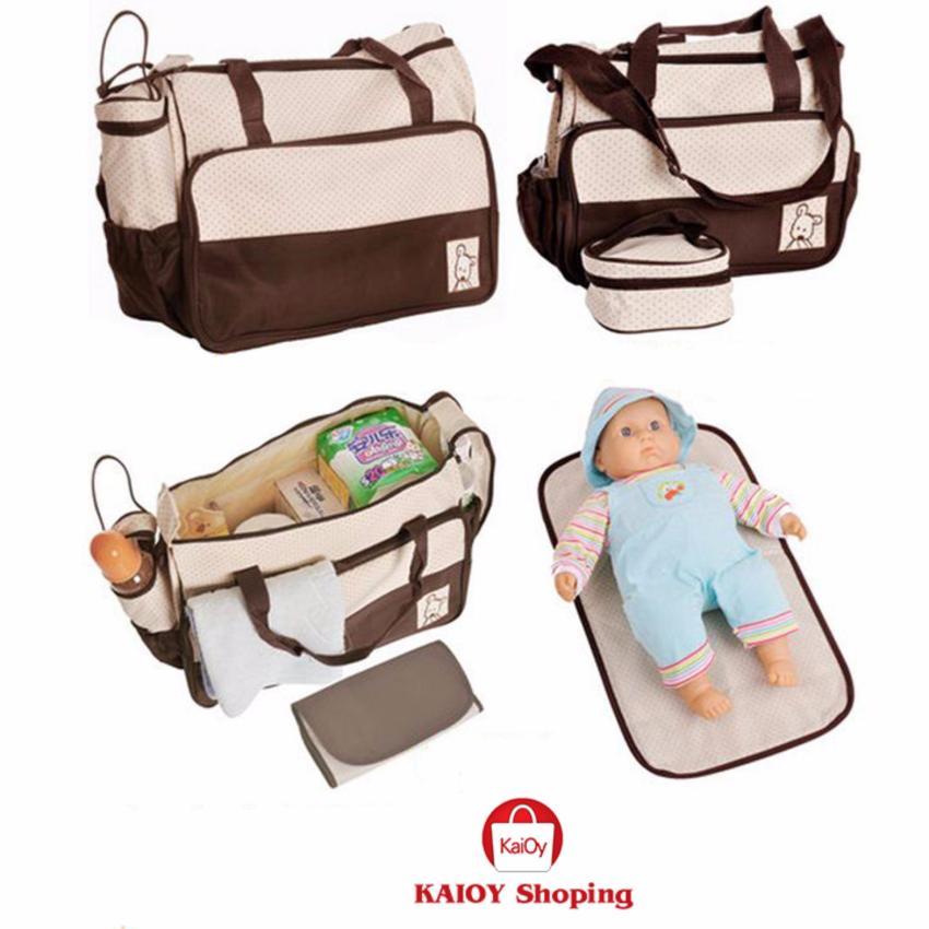 Hình ảnh Túi đựng đồ cho mẹ và bé 5 chi tiết