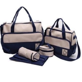 Túi đựng đồ cho mẹ và bé 5 chi tiết (Xanh navy) - 8274592 , NA083TBAA3VNOVVNAMZ-6941313 , 224_NA083TBAA3VNOVVNAMZ-6941313 , 290000 , Tui-dung-do-cho-me-va-be-5-chi-tiet-Xanh-navy-224_NA083TBAA3VNOVVNAMZ-6941313 , lazada.vn , Túi đựng đồ cho mẹ và bé 5 chi tiết (Xanh navy)