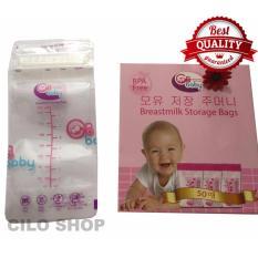 Túi đựng sữa Hàn Quốc GB Baby ( hộp 50 túi)