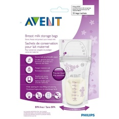 Túi trữ sữa Philips Avent SCF 603-50 (Trắng)