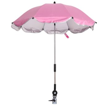 Umbrella Strollers UV 360 Degrees Adjustable Direction StrollerUmbrella - intl