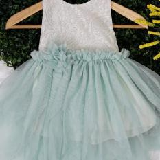 Váy công chúa Luminy cho bé 4 tuổi