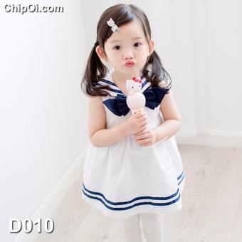 OE680TBAA5OJ74VNAMZ-10419008 - Váy đầm công chúa họa tiết đồng phục nữ sinh cho bé gái giá rẻ