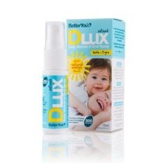 Vitamin D Dlux dạng xịt cho trẻ 0 – 3 tuổi 15ml