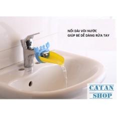 [HCM]Vòi nước trang trí gắn lavabo nối dài vòi giúp bé rửa tay dễ dàng BB04-VNC