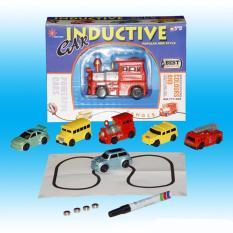 Xe chạy theo nét bút vẽ – Inductive Toys Car