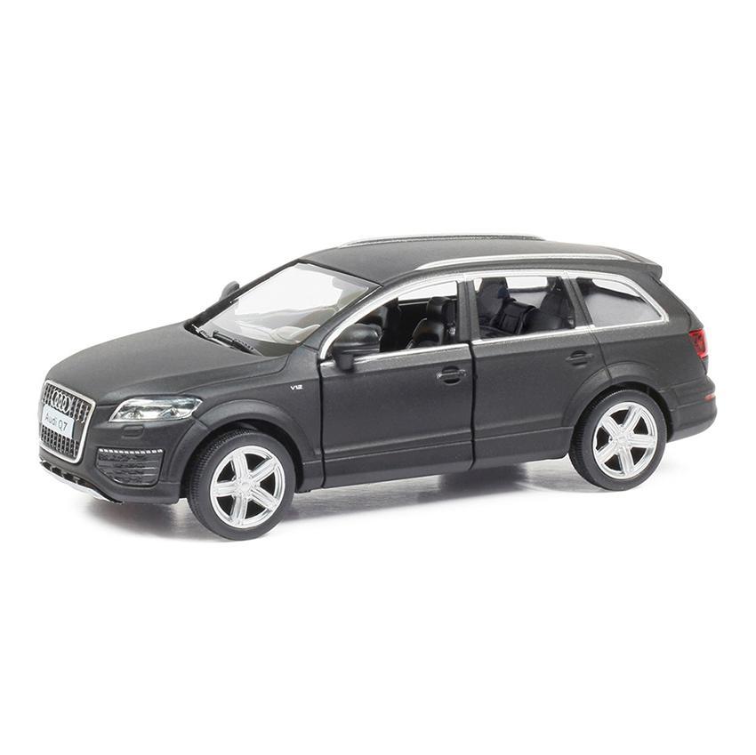 Xe chạy trớn Audi Q7 V12 (đen mờ) RMZ-554016M
