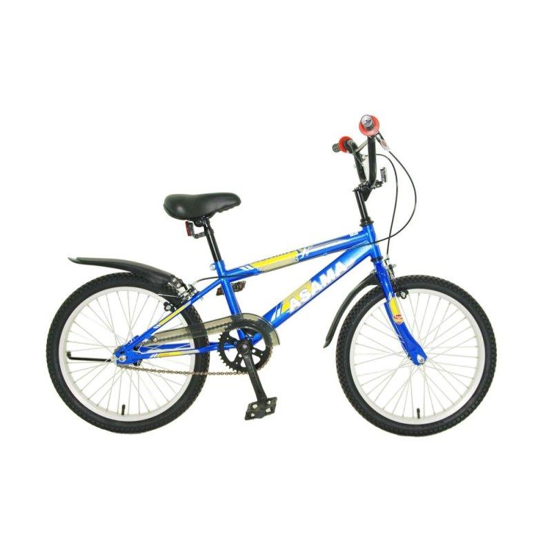 Mua Xe đạp trẻ em Asama AMT 02 (Xanh dương)