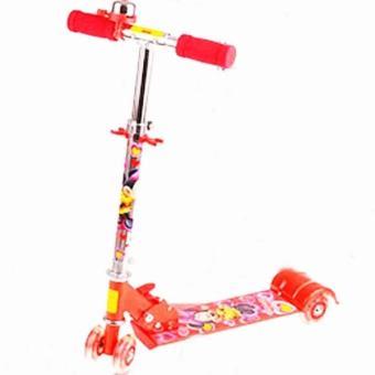 Xe đạp trượt scooter 3 bánh cho bé K1