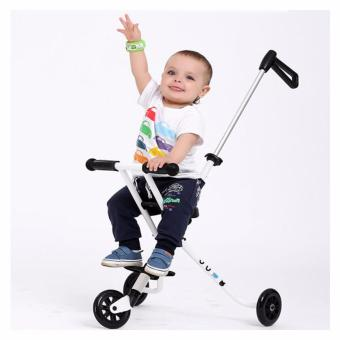 Xe đẩy cho bé an toàn, tiện lợi