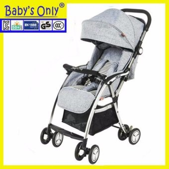 Xe Đẩy Trẻ Em Cao Cấp Gấp Gọn Baby's Only F2