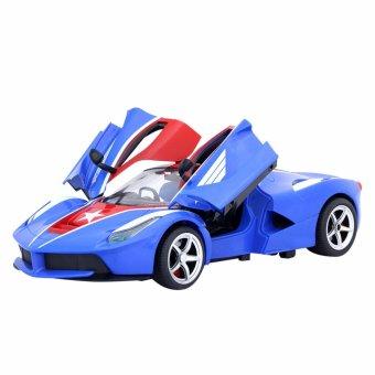 Xe Điều Khiển Từ Xa Ferrari LT68-2606 2.4gHz Siêu Anh Hùng Đóng MởCửa