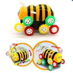 Xe đồ chơi cho bé Funny Bee sheel loại 1