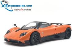 Xe Mô Hình Pagani Zonda F 1:18 Motomax (Cam)