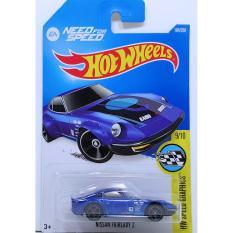 Xe mô hình tỉ lệ 1:64 Hot Wheels 2016 Nissan Fairlady Z – Xanh