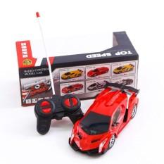 Xe ô tô điều khiển từ xa cho bé (Đỏ)