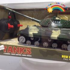 Xe tăng điều khiển từ xa Tank New Land KTB930