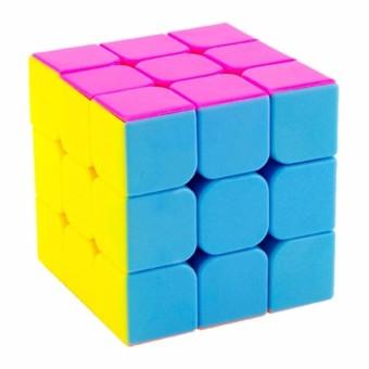 Xếp hình Cao Cấp Rubik 3x3 - Không đường viền