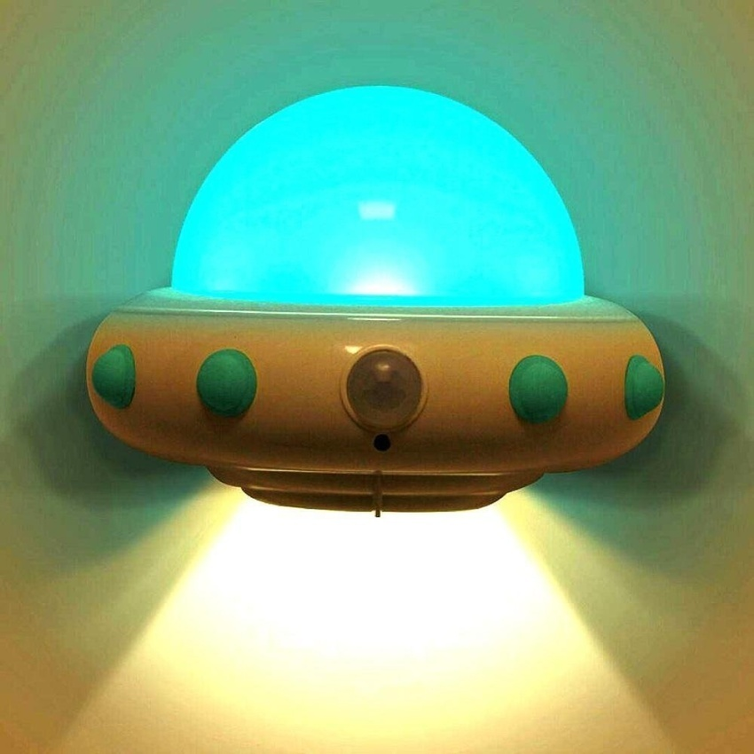 Xiuya Kids Small Night Light With Timer Plug In Wall