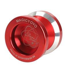 Sportschannel Yoyo Magic N8s Dare to do bằng nhôm – Màu đỏ