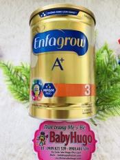 [MẪU MỚI] Sữa Enfagrow A+ 3, DHA+ Và MFGM 1.7KG DATE 2022