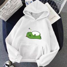 áo hoodie in gấu ngủ siêu xinh