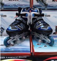 Giầy trượt patin trẻ em có đèn flash, mẫu mới 2021