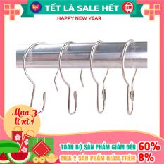 Combo 50 móc treo hàng hóa kim loại tiện dụng giá rẻ ✓ móc treo quần áo ✓móc treo đồ ✓ Phát Huy Hoàng