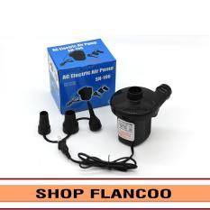 Bơm hút thổi 2 chiều mini Flancoo 4811 (Đen)