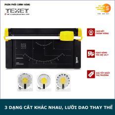 Bàn cắt giấy đa năng A4 TEXET TTA4X3-P