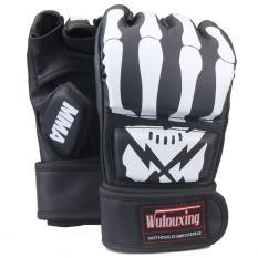 Găng Tay MMA Xỏ Ngón Cao Cấp – Găng tay MMA Xỏ Ngón Wolon