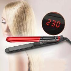 Máy duỗi tóc chuyên nghiệp – Máy ép tóc salon bản nhỏ – Nóng nhanh – Giữ nhiệt lâu – TM082