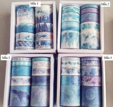 washi tape combo 10 cuôn giá rẻ nhất