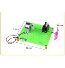 Đồ chơi khoa học – chế tạo máy phát điện