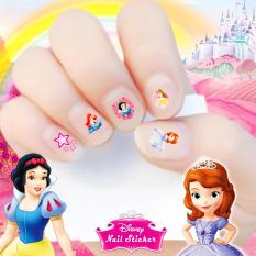 Set sticker dán móng cho bé gái đáng yêu BBShine – J007a