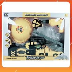 Đồ Chơi Noel – Bộ Hóa Trang Thợ Công Trình 838 – Đồ Chơi Trẻ Em Toy Mart