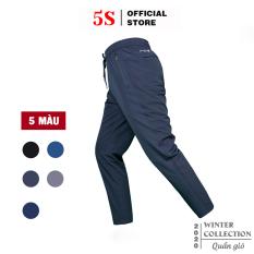 Quần Thể Thao Nam 5S (5 Màu), Chất Liệu Vải Dù Cao Cấp, Dáng Suông Thoải Mái, Lưng Chun Dễ Sử Dụng-QGD20004